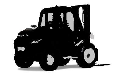 ruwterrein truck