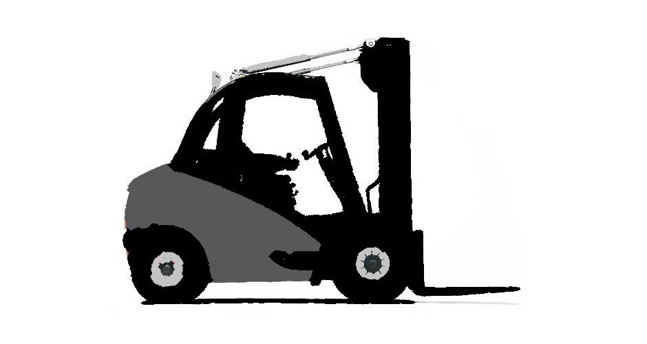 Heftruck diesel